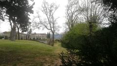 Château de Sendrone - Français:   Le château de Sendrone à Saïx (Tarn)