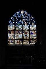 Cathédrale Saint-Etienne - This building is classé au titre des monuments historiques de la France. It is indexed in the base Mérimée, a database of architectural heritage maintained by the French Ministry of Culture,under the reference PA00096656 .