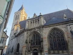 Eglise Notre-Dame - Français:   église Notre-Dame @ Bourges