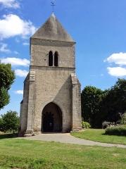 Eglise Saint-Symphorien - Français:   Église Saint-Symphorien, Saint-Symphorien (Cher)