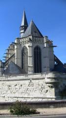 Château - Français:   Chapelle renaissance des Bourbon-Montpensier