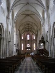 Eglise Saint-Liphard - Français:   Collégiale Saint-Liphard de Meung-sur-Loire (Loiret, France)