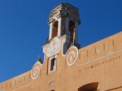 Citadelle et palais du Gouverneur, partiellement aménagé en Musée d'Ethnographie - Français:   Musée de Bastia