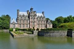 Domaine de Beaumesnil (également sur commune de Gouttières) - English:   Château de Beaumesnil (Eure)  fr.wikipedia.org/wiki/Ch%C3%A2teau_de_Beaumesnil  www.chateaubeaumesnil.com/