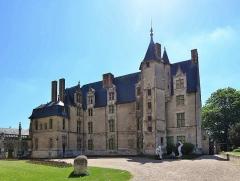 Evêché et ses dépendances - English:   Evreux (Eure) - Musée (ancien évêché) fr.wikipedia.org/wiki/Mus%C3%A9e_d%27%C3%89vreux