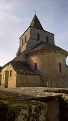 Eglise Saint-Géraud - English:   Village Church