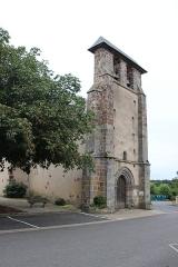 Eglise Saint-Saturnin - Français:   Saint-Sornin-Lavolps église 1