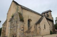 Eglise Saint-Saturnin - Français:   Saint-Sornin-Lavolps église 2