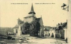 Eglise Saint-Pierre-ès-Liens - Français:   L\'église