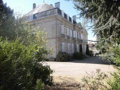 Hôtel du 18e siècle, actuellement sous-préfecture de Bellac - Français:   Sous-préfecture de Bellac
