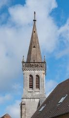 Eglise Saint-Jacques - Polish Wikimedian and photographer Free-license photographer