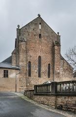 Eglise Saint-Maximin - Polish Wikimedian and photographer Free-license photographer