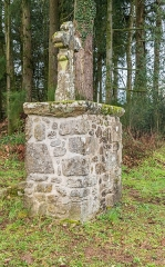 Croix de Sainte-Anne - Polish Wikimedian and photographer Free-license photographer