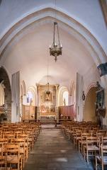 Eglise Saint-Priest - Polish Wikimedian and photographer Free-license photographer