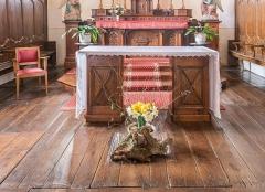 Eglise Saint-Martin - Polish Wikimedian and photographer Free-license photographer