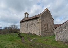 Chapelle Sainte-Marie-Madeleine de la Plain (ou la Plaigne) - Polish Wikimedian and photographer Free-license photographer