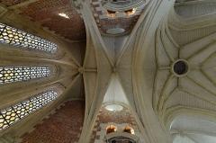Collège de la Ville - English:   Eu (Seine-Maritime) - Chapelle du collège des Jésuites - Voûtes du choeur.  .  fr.wikipedia.org/wiki/Chapelle_du_coll%C3%A8ge_des_J%C3%A...