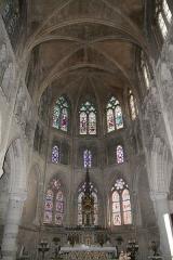 Eglise - Français:   chœur église