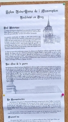 Eglise - Français:   Neufchâtel-en-Bray - Église - Informations touristiques