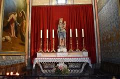 Cathédrale Saint-Michel et abords - Français:   Chapelle de Notre Dame de la Rominguière à la Cathédrale Saint-Michel de Carcassonne.