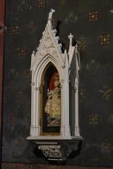 Cathédrale Saint-Michel et abords - Français:   Chapelle de Sainte Anne de la Cathédrale Saint-Michel de Carcassonne.
