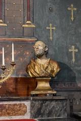 Cathédrale Saint-Michel et abords - Français:   Chapelle de St Nicolas à la Cathédrale Saint-Michel de Carcassonne.