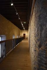 Ancien château - Français:   Musée du Lauragais dans le Présidial