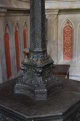 Eglise Saint-Michel - Français:   Lutrin dans la Collégiale Saint-Michel de Castelnaudary.