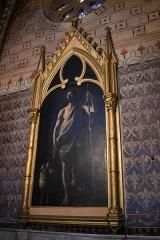 Eglise Saint-Michel - Français:   Peinture de la Collégiale Saint-Michel de Castelnaudary: Saint Jean-Baptiste.