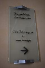 Immeuble - Français:   Maison des Mémoires; Maison Joë Bousquet.