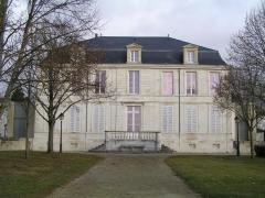 Hôtel de Hausen -  Hôtel de Hausen à Saint-Jean-d\'Angély, siège du musée des Cordeliers.