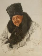 Hôtel de Hausen - Français:   Portrait de Maurice Penaud