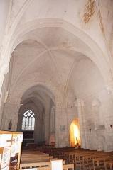 Eglise Saint-Pallais - Français:   en la ville de saintes.