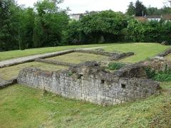 Thermes de Saint-Saloine -  Thermes de St - Saloine, Saintes, Poitou-Charentes, France