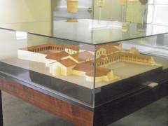 Villa gallo-romaine de Saint-Ulrich - Français:   Musée pays sarrebourg maquette villa saint Ulrich
