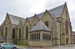 Eglise Saint-Martin - Français:   Eglise Saint-Martin de Bergues