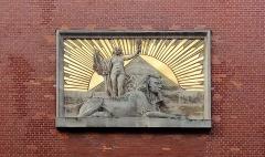 Immeuble, siège du Cercle Phylosophique et Culturel - Français:   temple maçonnique de Lille