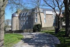 Château d'Aumont -  Boulogne-sur-Mer (Pas-de-Calais) - Le château-musée