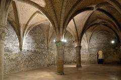 Château d'Aumont -  Boulogne-sur-Mer (Pas-de-Calais) - Le château-musée - Salle dite de la Barbière