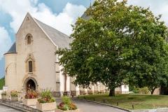 Eglise Saint-Martin - Français:   Entrée de la nef vue de la rue de l\'église