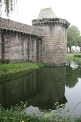 Remparts - This image was uploaded as part of Wiki Loves Monuments 2011.