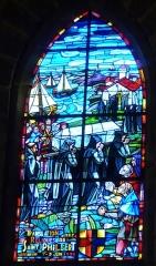 Eglise Saint-Philibert - Français:   translation de saint Philibert à Ampennum entre le 7 et le 9 juin 836