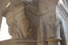 Eglise Saint-Martin de Beneauville - Français:   Église Notre-Dame de Béneauville chapiteau
