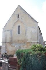 Eglise Saint-Martin de Beneauville - Français:   Église Notre-Dame de Béneauville