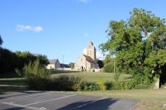 Eglise - Français:   L\'église.