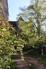 Château dit Tour Marmont - Français:   Tour Marmont à Gissey-sous-Flavigny (21).