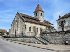Eglise de la Nativité - Français:   Eglise de Mirebeau-sur-Bèze