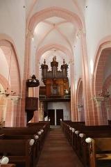 Eglise Saint-Symphorien - Français:   Intérieur de l\'église Saint-Symphorien de Nuits-Saint-Georges (21).