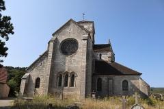 Eglise Saint-Symphorien - Français:   Extérieur de l\'église Saint-Symphorien de Nuits-Saint-Georges (21).