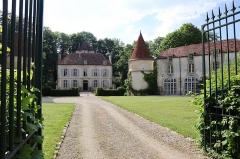 Château - Français:   Extérieur du château de Quemigny-sur-Seine (21).